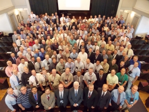 Delegates at Synod Nyack 2012