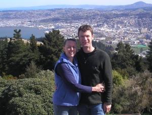 Gina and Erik Stolte