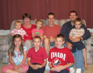 Peter Moelker family