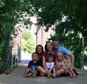 Sinke family-2012