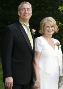 Rev. Alan and Wanda Camarigg