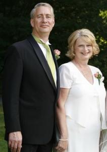 Rev. Alan and Wanda Camarigg