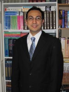 Rev. Brian Najapfour