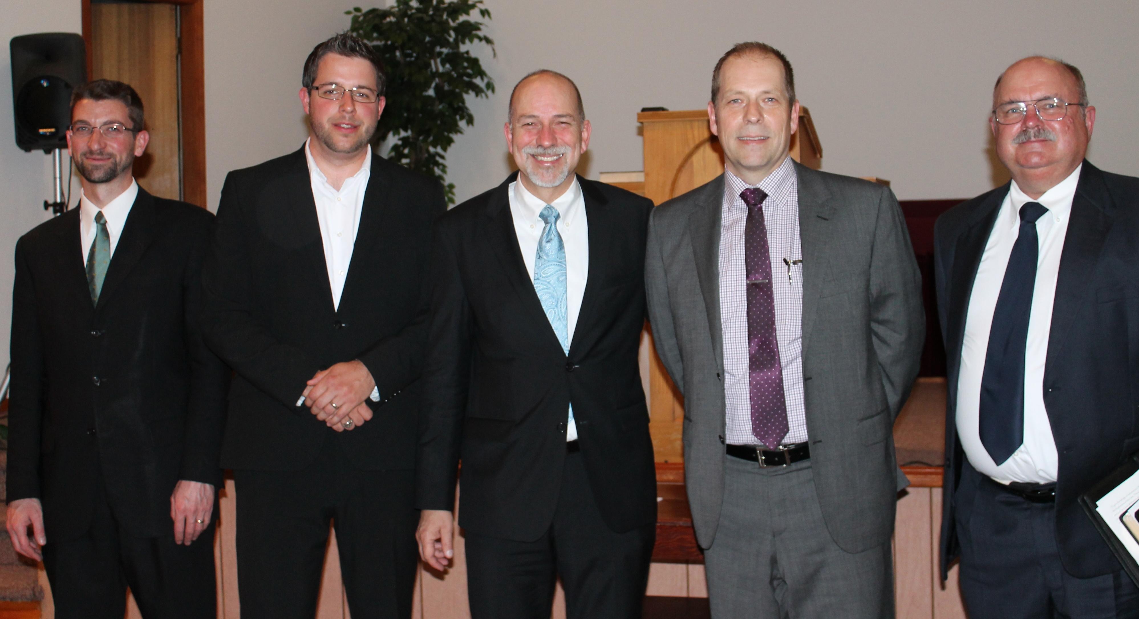 Occasion Speech For Pastor Installation
