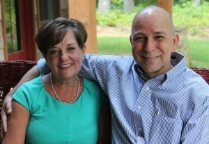 Vicki and Pastor Jonathan Van Hoogen