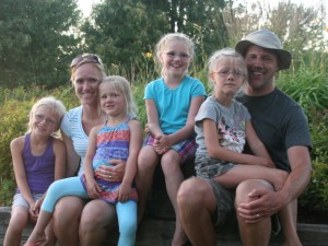 Reuben Bredenhof family
