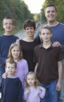 The Jeff and Karen De Boer family