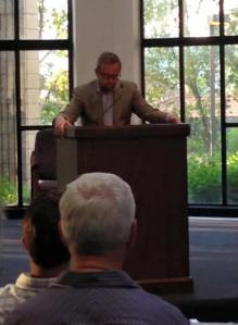 Dr. Michael Horton speaks about his book Ordinary: Sustainable Faith in a Radical, Restless World