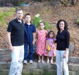 Robbins family - 2015